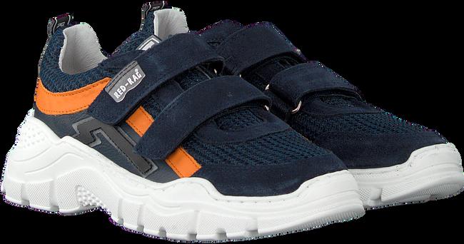 Blaue RED-RAG Sneaker low 13439  - large