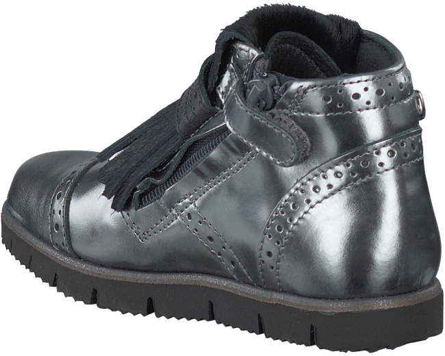 Silberne PINOCCHIO Ankle Boots P1078 - large