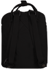 Schwarze FJALLRAVEN Rucksack 23561 - small