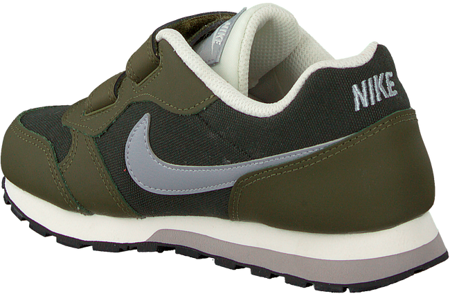 Graue NIKE Sneaker low MD RUNNER 2 (TDV)  - large