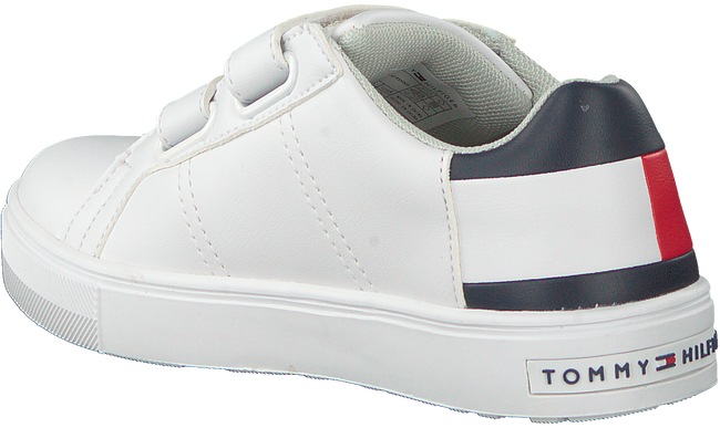 Weiße TOMMY HILFIGER Sneaker low 30719  - large