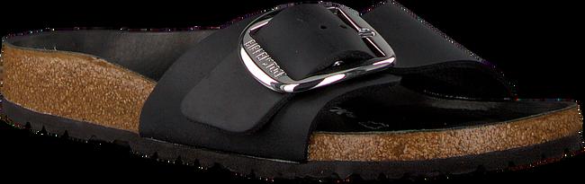 Black BIRKENSTOCK PAPILLIO shoe MADRID BIG BUCKLE  - large