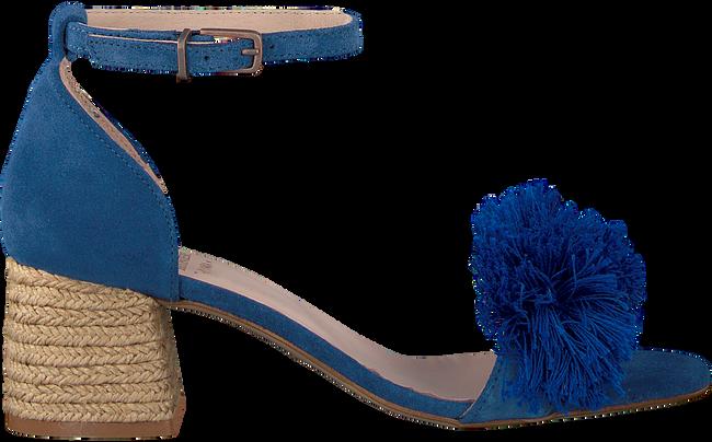 Blaue FRED DE LA BRETONIERE Sandalen FRS0333 SANDALET 5CM 5CM SUEDE - large