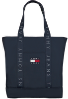Blaue TOMMY HILFIGER Shopper HERITAGE TOTE  - medium