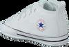 Weiße CONVERSE Babyschuhe FIRST STAR - small
