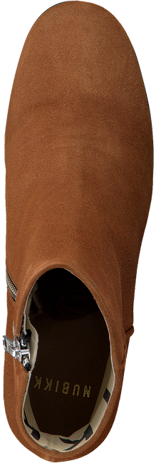 Cognacfarbene NUBIKK Stiefeletten GIGI ROMA  - large