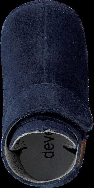 Blaue DEVELAB Babyschuhe 41007 - large