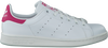 Weiße ADIDAS Sneaker STAN SMITH J - small