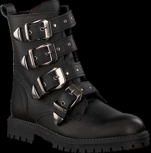 Schwarze OMODA Biker Boots 292232 - large