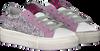 Silberne P448 Sneaker THEA KIDS - small