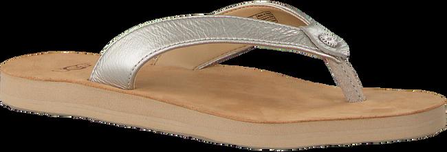 UGG Chaussure TAWNEY METALLIC en argent  - large