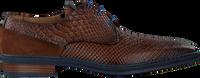Braune GIORGIO Business Schuhe 83202  - medium