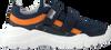 Blaue RED-RAG Sneaker low 13439  - small