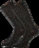 Schwarze MARCMARCS Socken GWEN 2-PACK LANG - small