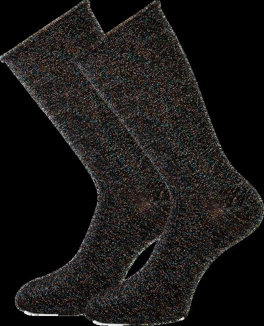 Schwarze MARCMARCS Socken GWEN 2-PACK LANG - large