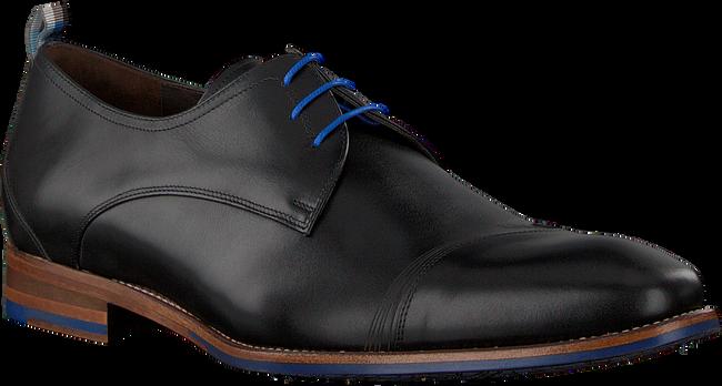 Schwarze VAN BOMMEL Business Schuhe 18006 - large