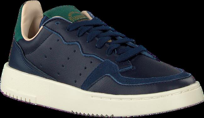 Blaue ADIDAS Sneaker SUPERCOURT J  - large