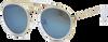 Weiße IKKI Sonnenbrille RYDER - small