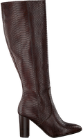 Braune NOTRE-V Hohe Stiefel AH201  - medium