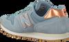 Blaue NEW BALANCE Sneaker low WL373 DAMES  - small