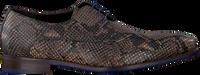 Graue FLORIS VAN BOMMEL Business Schuhe 18159  - medium