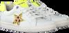 Weiße BRAQEEZ Sneaker low LEIGH LOUWIES  - small