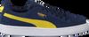 Blaue PUMA Sneaker SUEDE CLASSIC JR  - small