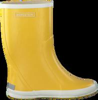 Gelbe BERGSTEIN Gummistiefel RAINBOOT - medium