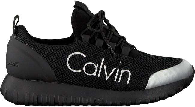 Schwarze CALVIN KLEIN Sneaker REIKA - large