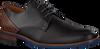 Schwarze VAN LIER Business Schuhe 1915318  - small