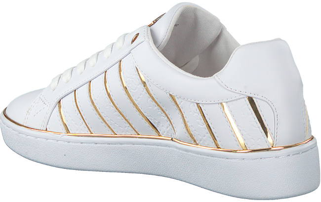 Weiße GUESS Sneaker low BOLIER  - large