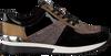 Schwarze MICHAEL KORS Sneaker ALLIE TRAINER  - small
