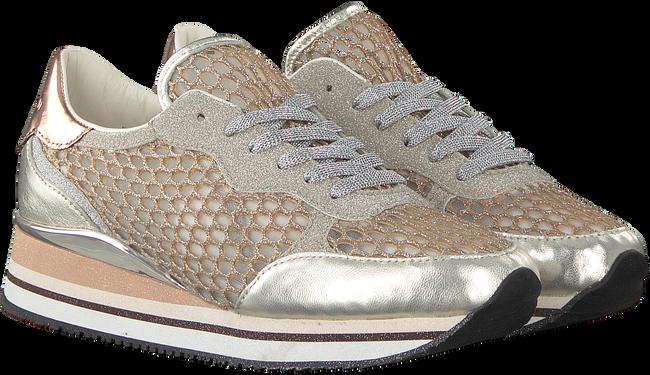 Goldfarbene CRIME LONDON Sneaker DYNAMIC PAILETTES - large