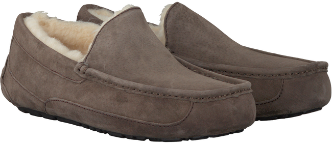 Taupe UGG Hausschuhe ASCOT - large