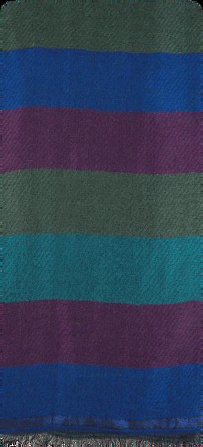Blaue NOTRE-V Schal CORTNEY  - large