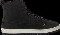 Schwarze HUB Sneaker high BASE  - medium