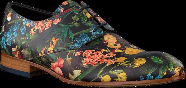 Grüne MASCOLORI Business Schuhe BIRDS IN PARADISE - large