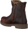 Braune PANAMA JACK Ankle Boots BRESCIA B2 - small
