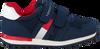Blaue TOMMY HILFIGER Sneaker LOW CUT VELCRO SNEAKER  - small
