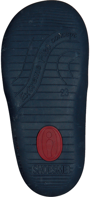 Blaue SHOESME Babyschuhe BF8W001 - large