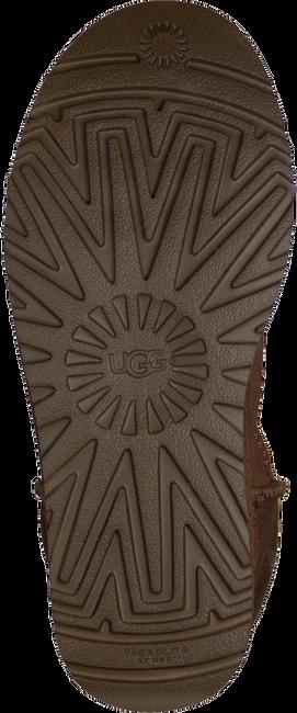Camelfarbene UGG Winterstiefel CLASSIC SHORT II - large