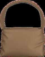 Braune HVISK Handtasche SCAPE NYLON RECYCLED  - medium