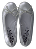 Silberne ACEBO'S Ballerinas 6006 - small
