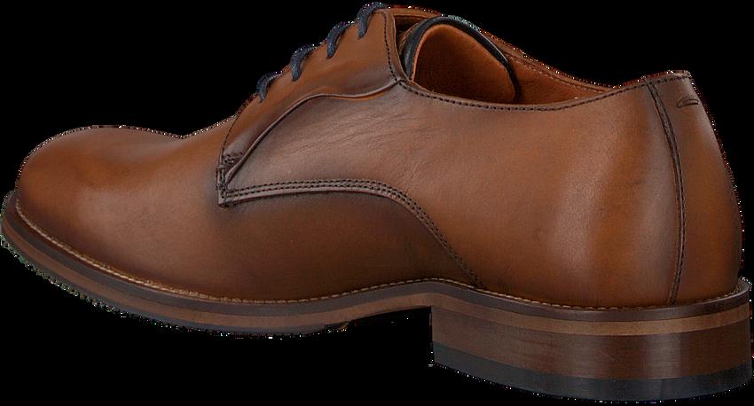 Cognacfarbene VAN LIER Business Schuhe 1859204 - larger