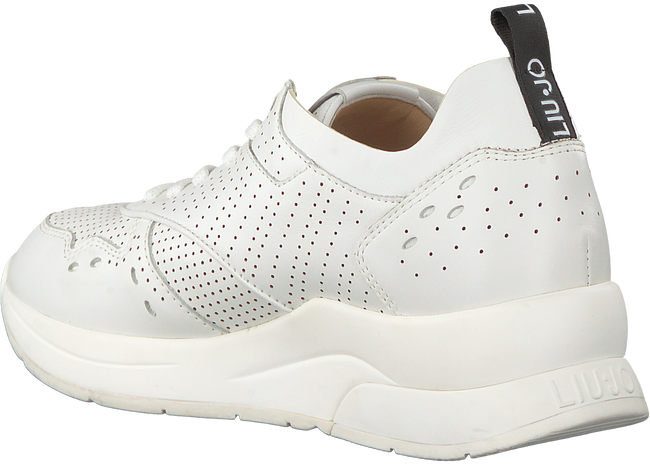Weiße LIU JO Sneaker KARLIE 14  - large