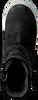 Schwarze BRAQEEZ Langschaftstiefel 417650 - small