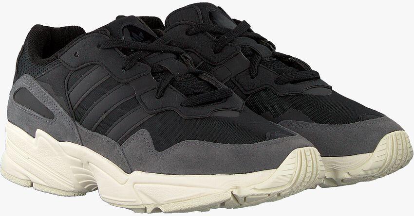Schwarze ADIDAS Sneaker YUNG-96  - larger