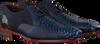 Blaue FLORIS VAN BOMMEL Business Schuhe 18106  - small