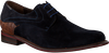 Blaue FLORIS VAN BOMMEL Business Schuhe 18079 - small