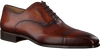 Cognacfarbene MAGNANNI Business Schuhe 12623 - small